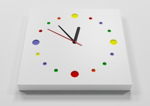 Clock-circles